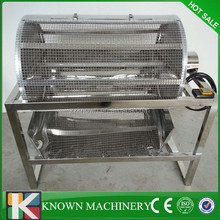 Low price sell boiled quail egg breaking machine,boiled quail egg breaking machine from China factory