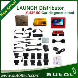 X431 5C Pro Supported Full range of Car Models same function as X431 V X-431 Pro but lighter and cheaper in Stock fast shipment