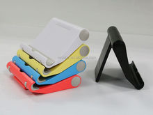 High Quality Multi-color Folding-up Stand For Tablet Mini Plastic Desk Holder For Ipad