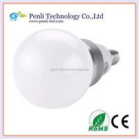 E14 LED RGB mini light bulb lamp, 3W 230V light bulb shape lamp with control