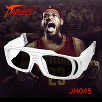 Hot Sales 2015 Panlees Anti-Impact Sports Basketball Goggles Glasses For Football