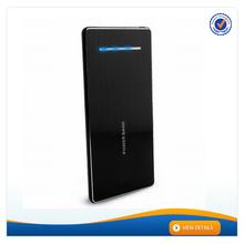 AWC056 2015 Aluminium Fireproof Max Power Battery Charger 2 Year Warranty Wallet Power Bank 5600mAh