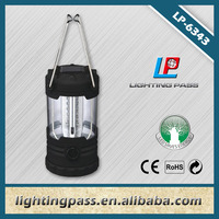 indoor small solar rechargeable camping chinese led lantern