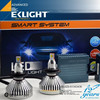 EK Smart System Super Bright And 100% Fitment Canbus Waterproof H1 H3 H4 H7 H8 H9 H11 H13 led auto headlight