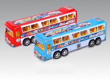Toy Vehicle Friction bus for kids