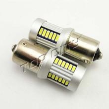 High power car led lamp/1141 1147 S25 Auto car led /30*SMD 4014 led light bulb