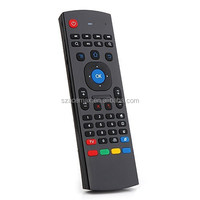 MX3 Remote Controller Keyboard Groscope built in Wireless 2.4Ghz remote control factory