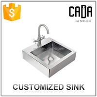 direct china manufacturer utility small wall mount sink brackets for sale