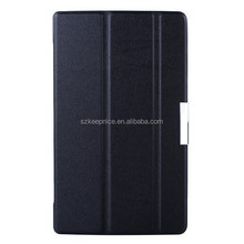 Factory Price Flip Cover for Lenovo Tab S8-50F PU Stand Leather Protective Case for Lenovo 8 Inch Tablet Cover