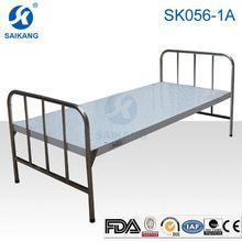 Hot sale simple economic hospital flat bed frame