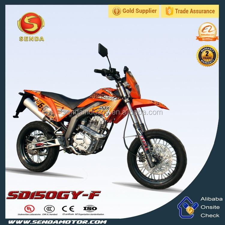 Classical 200CC250CC dirt bike motorcycle SD150GY-F