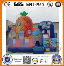 FL20150603007 Hinchable Castillo 4 Torres