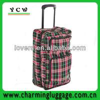 24 inch single handle trolley luggage /royal luggage trolley