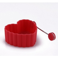 fashionable customized shape silicone cake mold,rubber mould paver