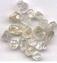 Rough natural diamond