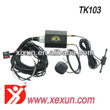 sell Anti-theft GPS Tracker GSM/ GPS Car Tracker easy to install and operate