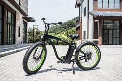 48V 500W hummer e bike fat tire electric motorcycle