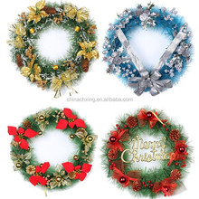 2015 New Gorgeous Christmas Wreath Fashion Ornaments Decoration Indoor/Outdoor