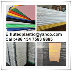 2mm 2.5mm 3mm pp corflute protection sheet