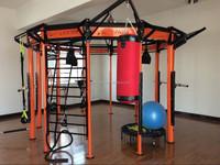 AFD Newly Developed GYM Machine/360 Crossfit rig/Crossfit Training Rig