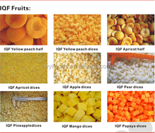 IQF price for frozen Apricot dices china