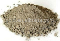 Small expansion and wear-resistance castable powder refractory for refuse incinerator