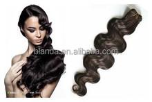 Factory Extensiones De Cabello Natural, Hair Weft Yaki, Hair Extension One Piece
