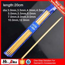 hi-ana tailor2 Custom made print logo household wholesale knitting needles