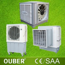 18000cmh commercial evaporative air cooling / conditioning system