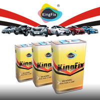 Trade Assurance kingfix paint samples of color car