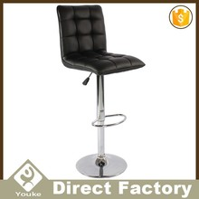 High quality wholesale chequered bar stool footrest covers