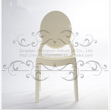 China victoria louis ghost chair