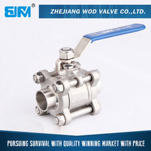Custom made professional made wholesale first ball valve