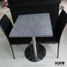 Model Japanese dining table and chairs