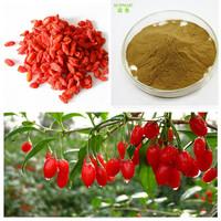 Natural Organic Wolfberry Extract Goji berry Extract HALAL KOSHER Certificates Sex inprovement