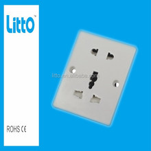 Hot Sale New Industrial Wall Multi Outlet Socket with CE