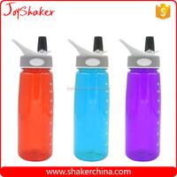 27Oz Flip Top Tritan Plastic Drinking Water Bottle with Handle