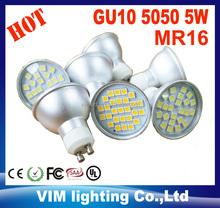 dimmable led spotlight cob spot lights bulb 5050 SMD 24leds spot lower manufacturer price