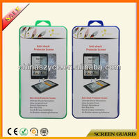 8-9H Anti-scratch Tempered Glass Screen protector For Ipad Mini