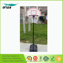 Wholesale best quality height adjustable and movable 7' portable outdoor basketball stand