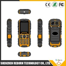 China Cheap indrustial waterproof Rugged Feature mobile Phone