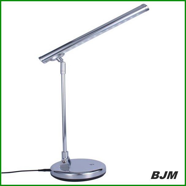 6w battery source rechargeable table lamp base metal buy table lamp. Black Bedroom Furniture Sets. Home Design Ideas