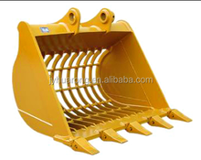 China Made High Quality Skeleton Bucket PC300 for Excavator