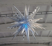 outdoor patio inflatable porcupine star
