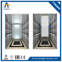 Hotel building passenger small home elevator price