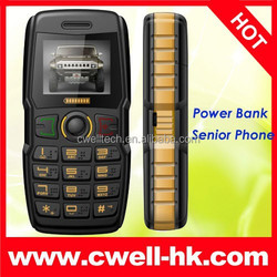 Camera Senior Cell Phone Mobile Phone With Big Speaker +5000Mah Very Big Battery