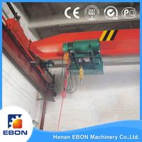 LDP Type Electric Single Girder Workshop Overhead Crane General Industrial Equipment