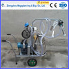 mobile automatic electric milking machine