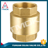 "1/4"" pvdf check valve cw617n material and forged polishing water pump brass body DN 15 with ppr CE approved long handle with"