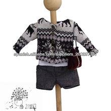 13 ropa de la muñeca del bebé